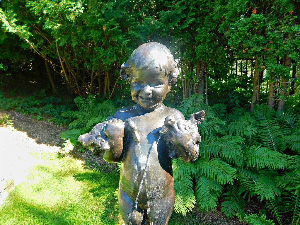 Сад скульптур