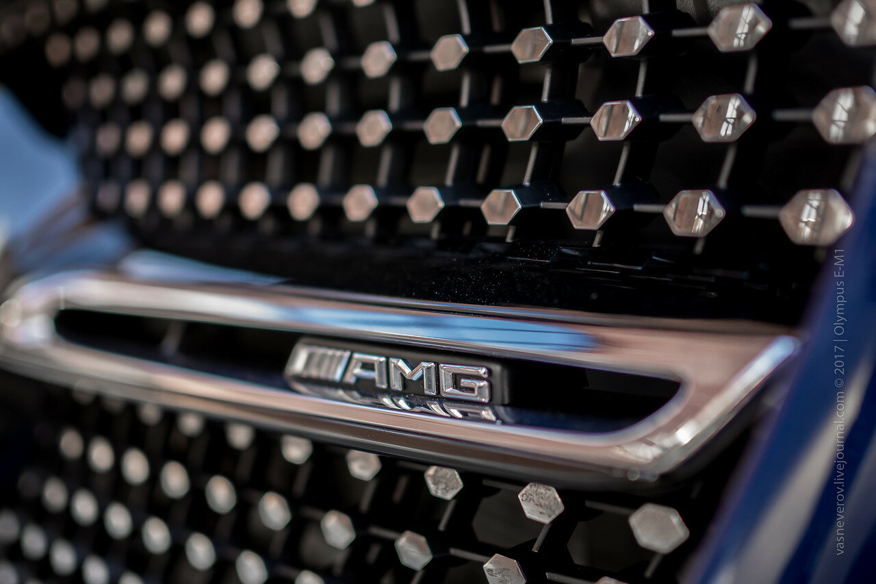 mercedes benz GLC 43 AMG vasneverov olympus