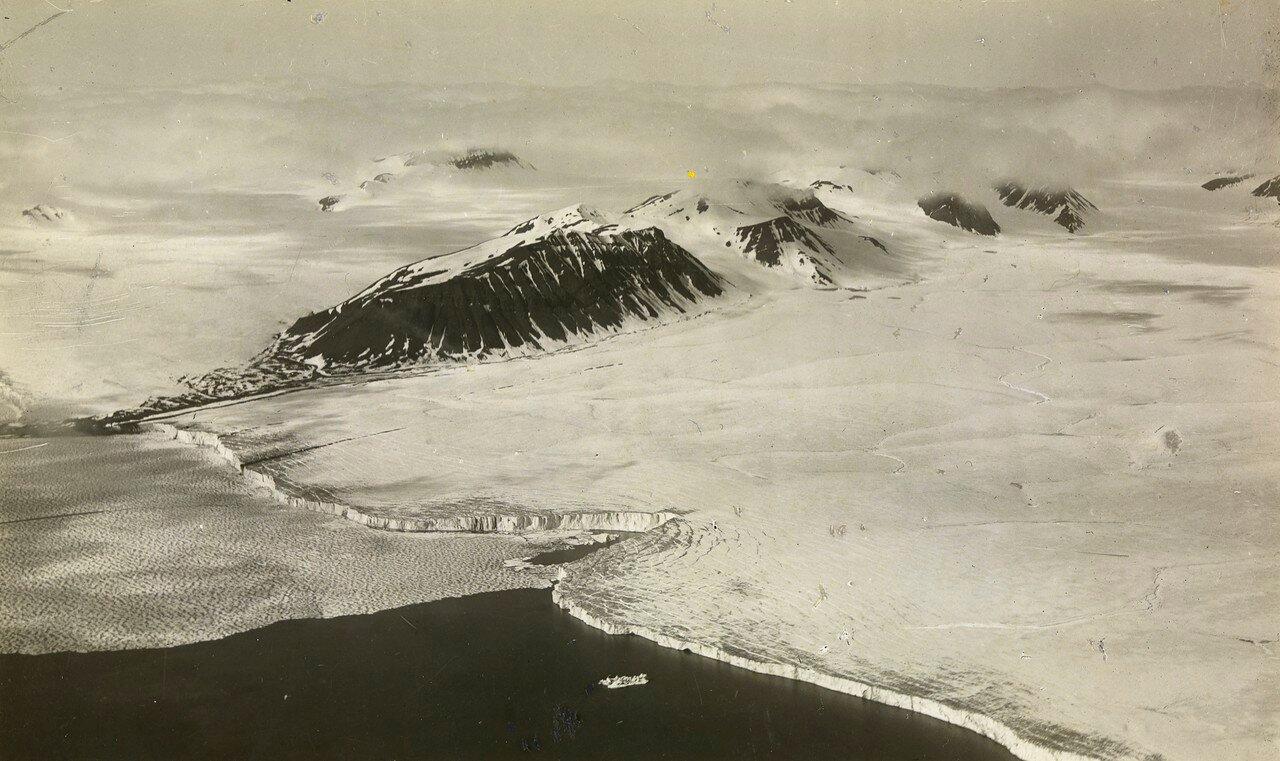 Junkers Spitzbergen Expedition, Aufnahme mit Goerz Kamera und Goerz Dogmar 1:4,5