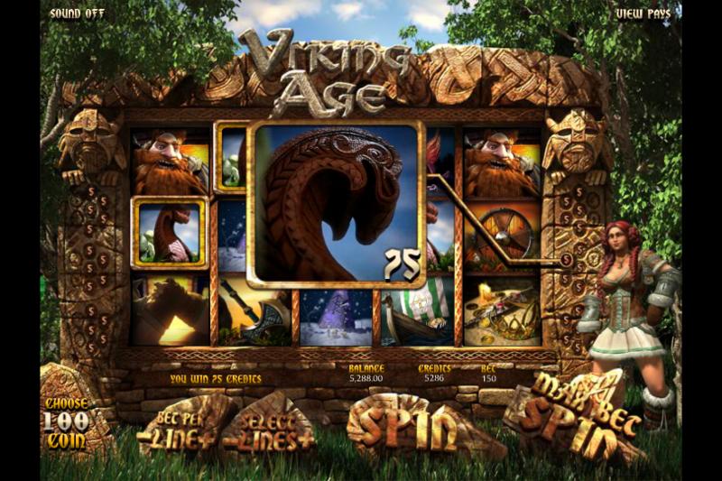 игровой автомат в 3D онлайн