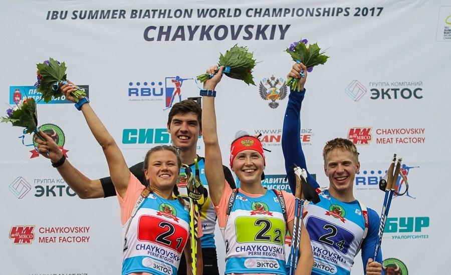 Биатлонистка Светлана Слепцова завершила спортивную карьеру