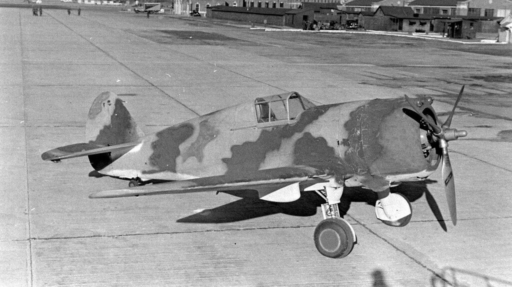 Curtiss-Wright P-36