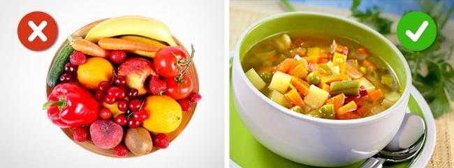 © depositphotos.com  © depositphotos.com  Недавайте ребенку овощи ифрукты вкачестве с
