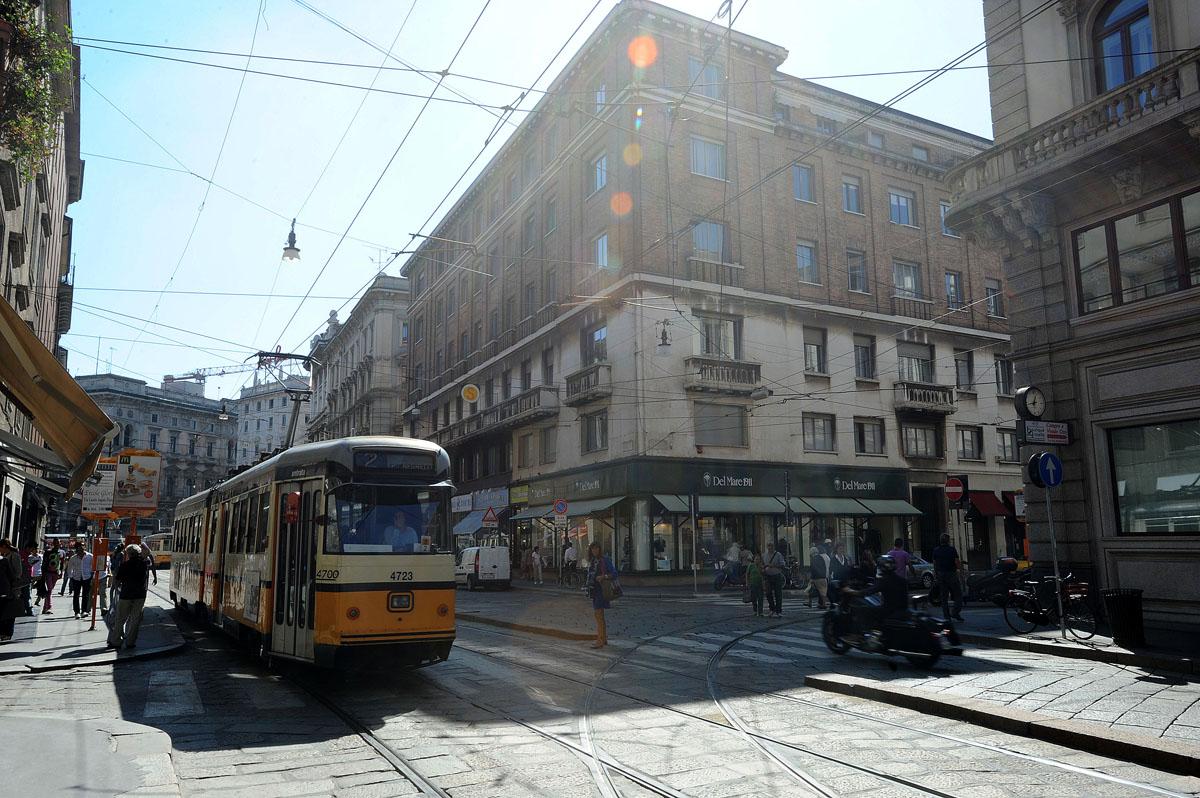 26. В путеводителях написано, что передвигаться по Милану удобнее всего на трамвае. Сама не пробовал