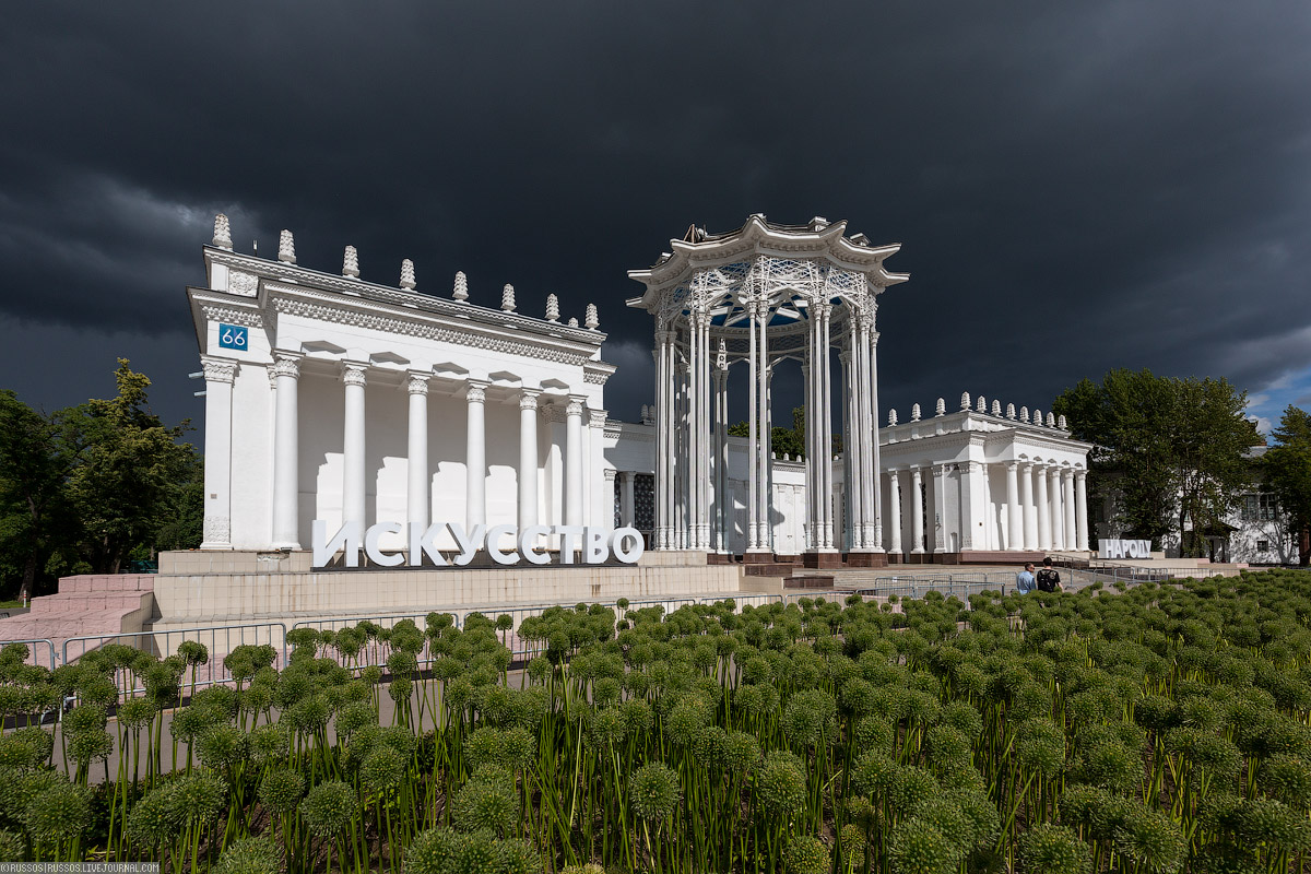 После реставрации в павильоне №66 «Культура» будет создано музейно-выставочное пространство — Галере