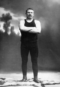 Портрет участника чемпионата Мерилуто