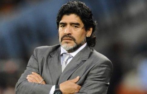 Диего Марадона возглавил футбольный клуб изОАЭ