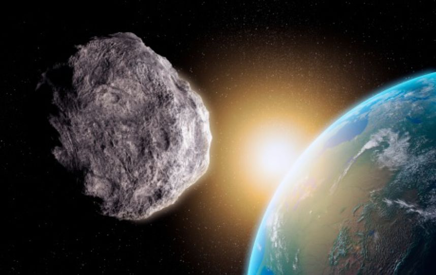 В 1-ый день лета мимо Земли пролетит огромный астероид