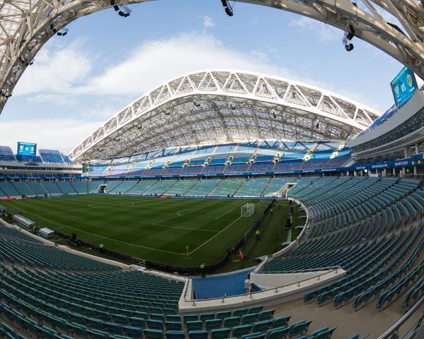 Игры Кубка конфедераций покажут наПервом канале, ВГТРК и«МатчТВ»