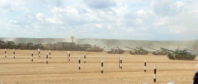 #танковыйбиатлон