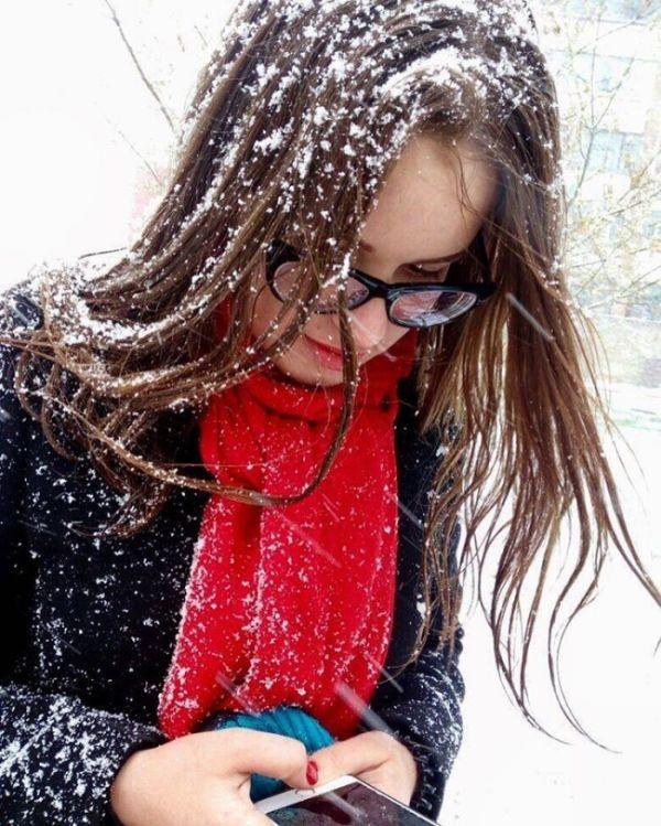майские снегопады в сибири, россия