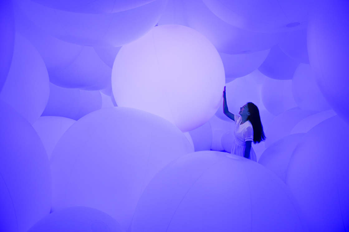 TeamLab unveils new immersive, interactive and poetic installation
