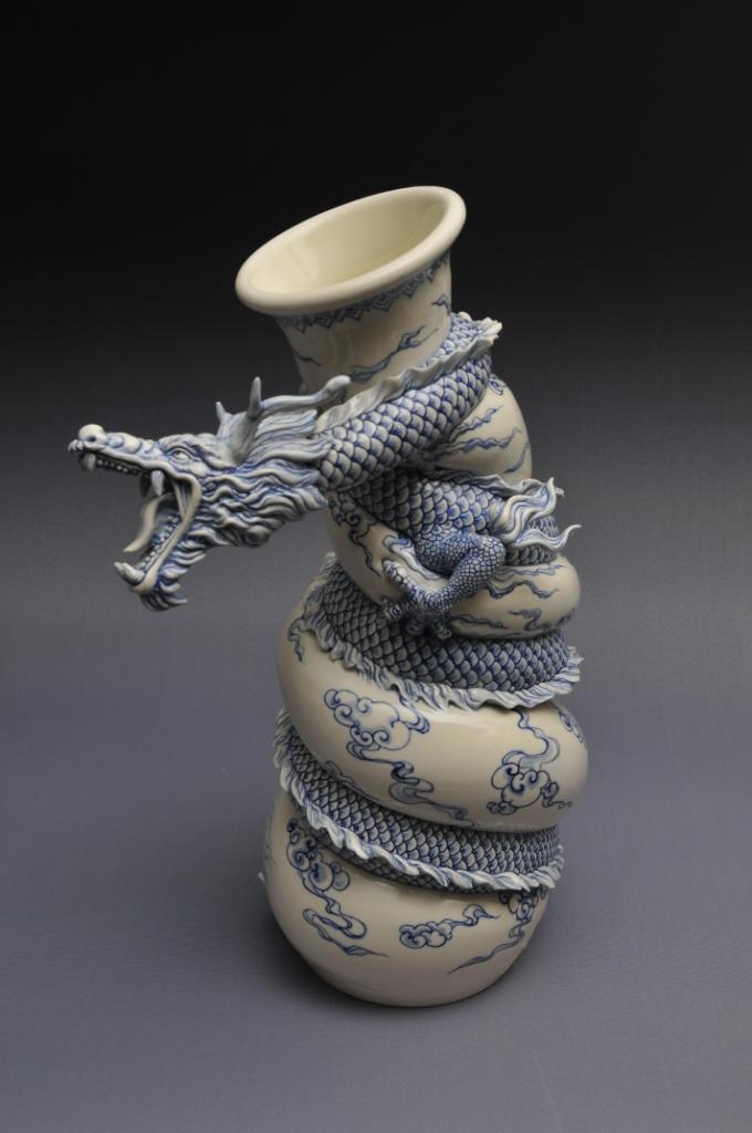 A Dragon Teapot by Johnson Tsang (6 pics)