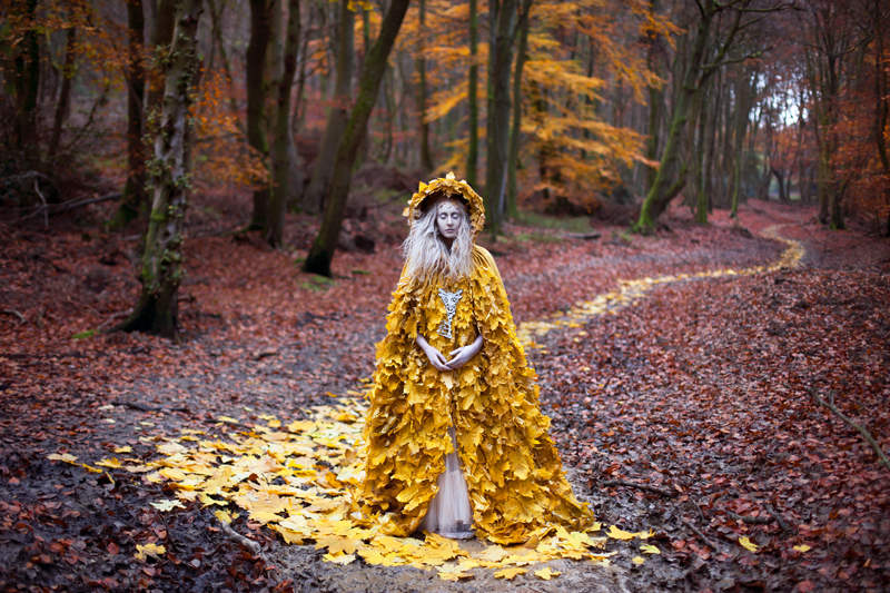 The Guidance of Stray Souls © Kirsty Mitchell
