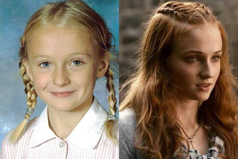 Sophie Turner – Sansa Stark