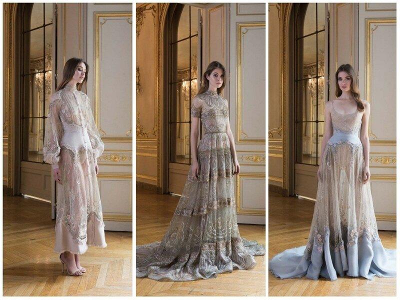 Paolo Sebastian Haute Couture осень-зима 2017-2018