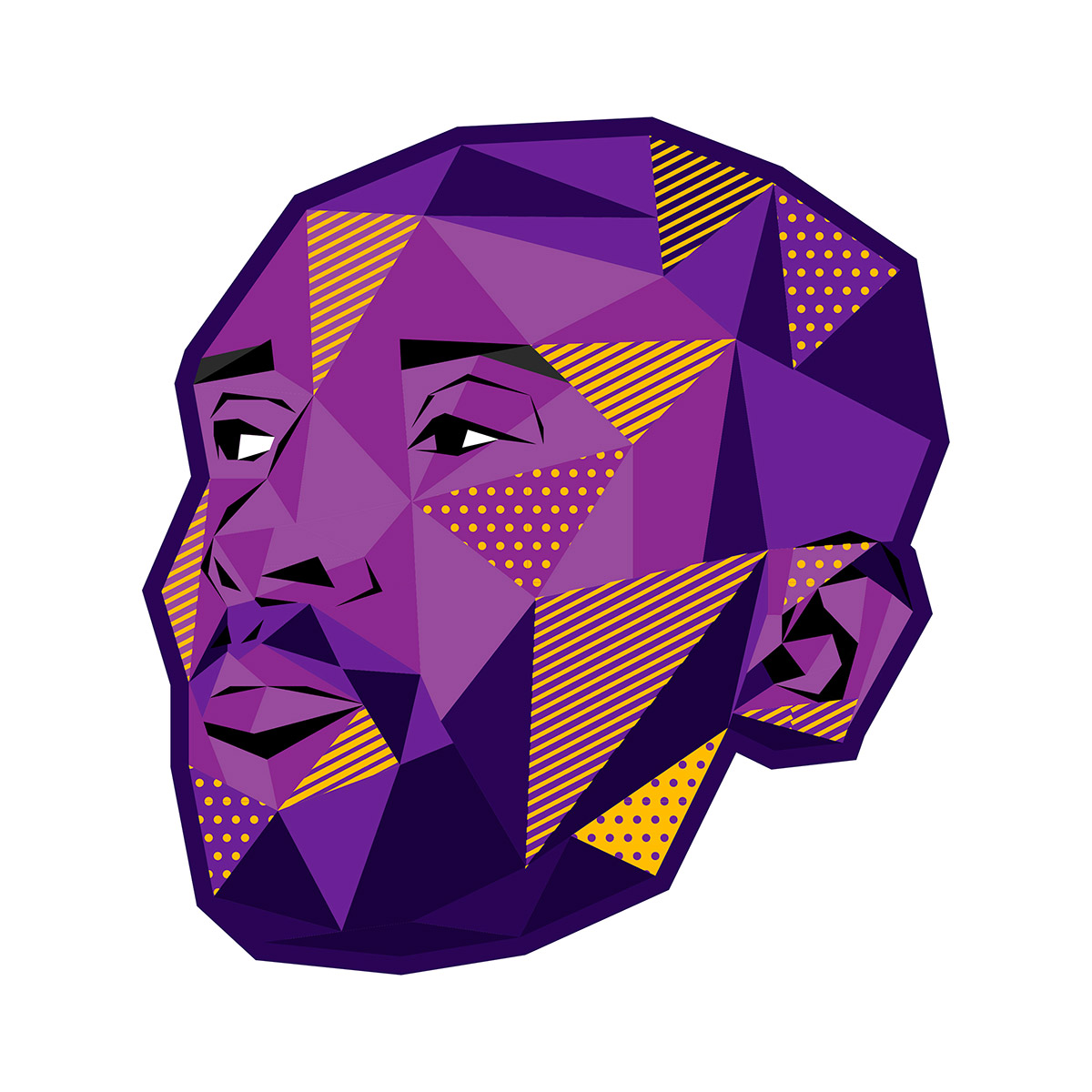 Pop Art NBA Players by Nick Bascus (10 pics)