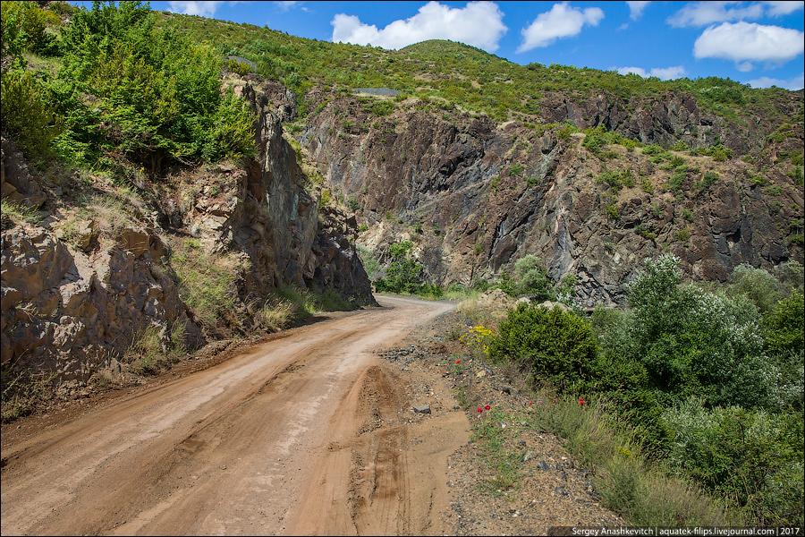 Неизвестные дороги Албании