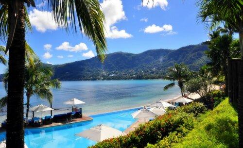 Тихий уголок природы... Сейшельские острова. Маэ