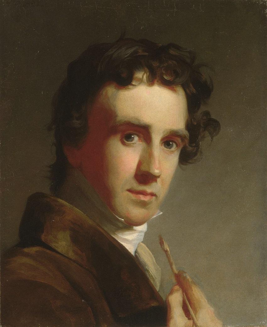 Retrato del artista, 1821 Museo de Arte Metropoliten.jpg