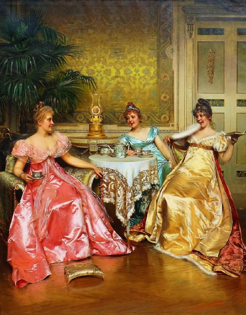 Charles Joseph Frederic Soulacroix (French, 1825-1900)