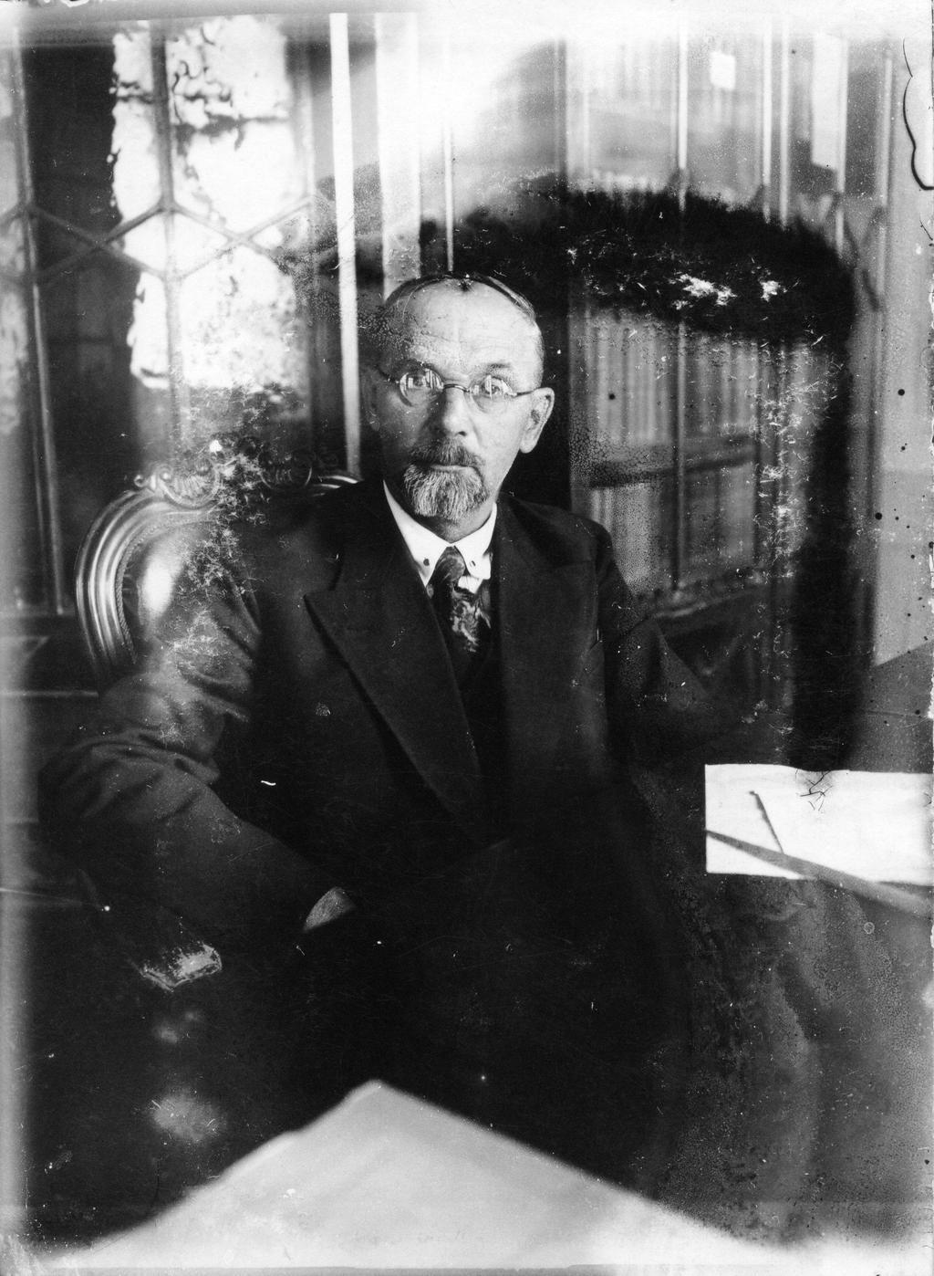 Химик Александр Ерминингельдович Арбузов. 1938