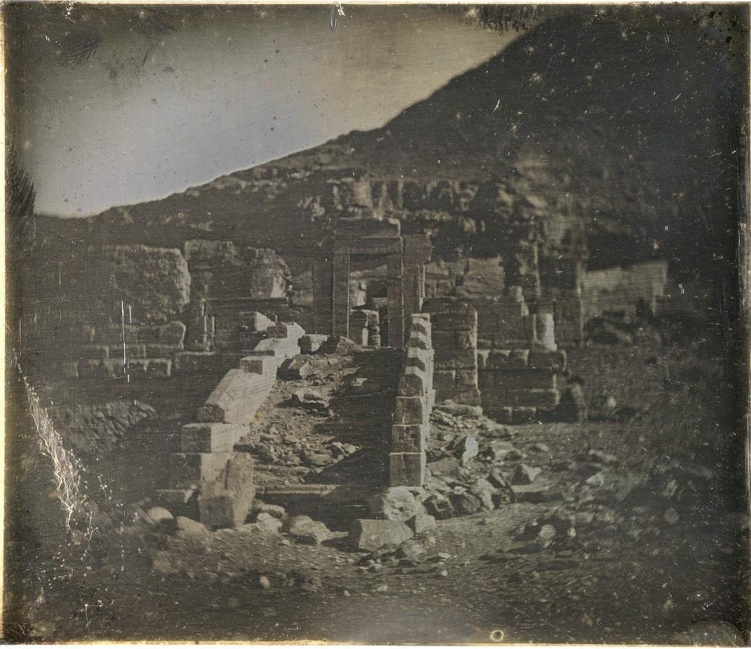 Джебел-Селселех. Храм