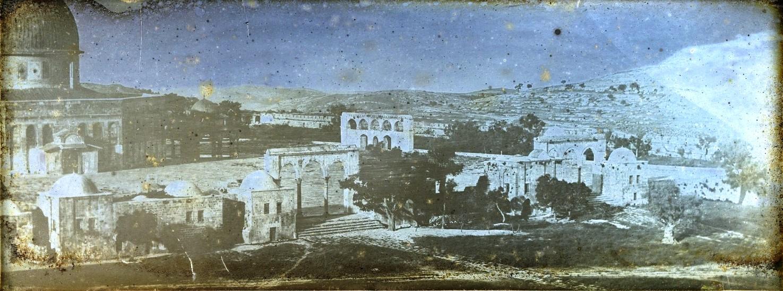 Иерусалим. Купол Скалы