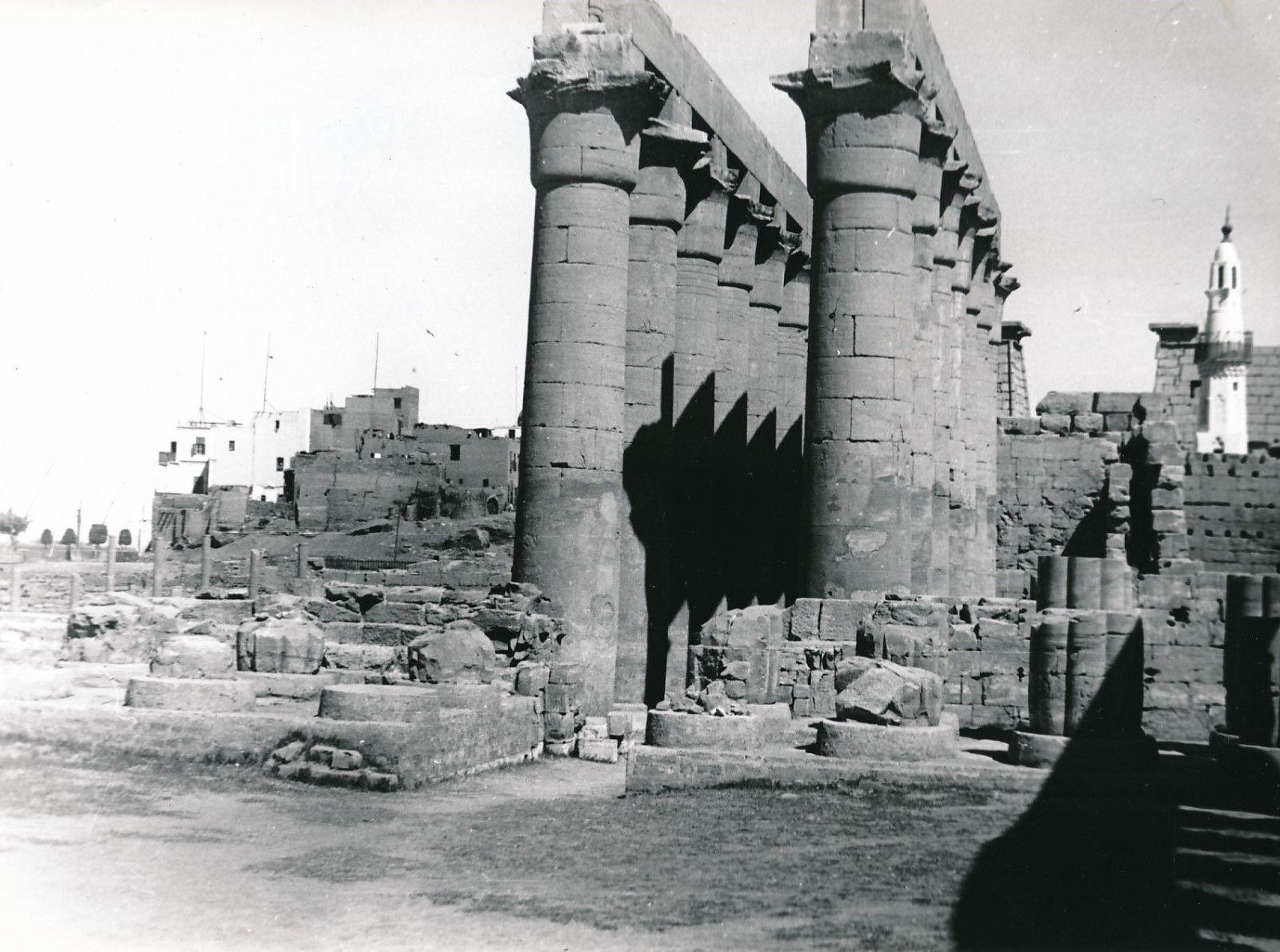 Луксор. Храм Аменхотепа III