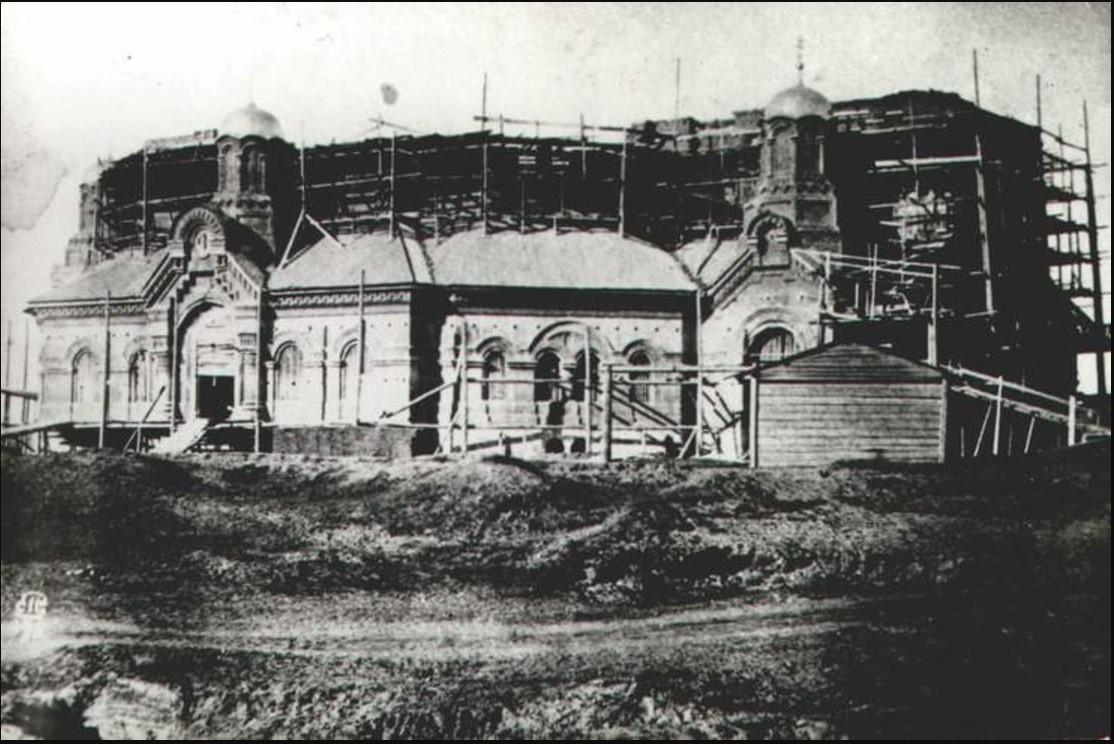Строительство Кафедрального собора