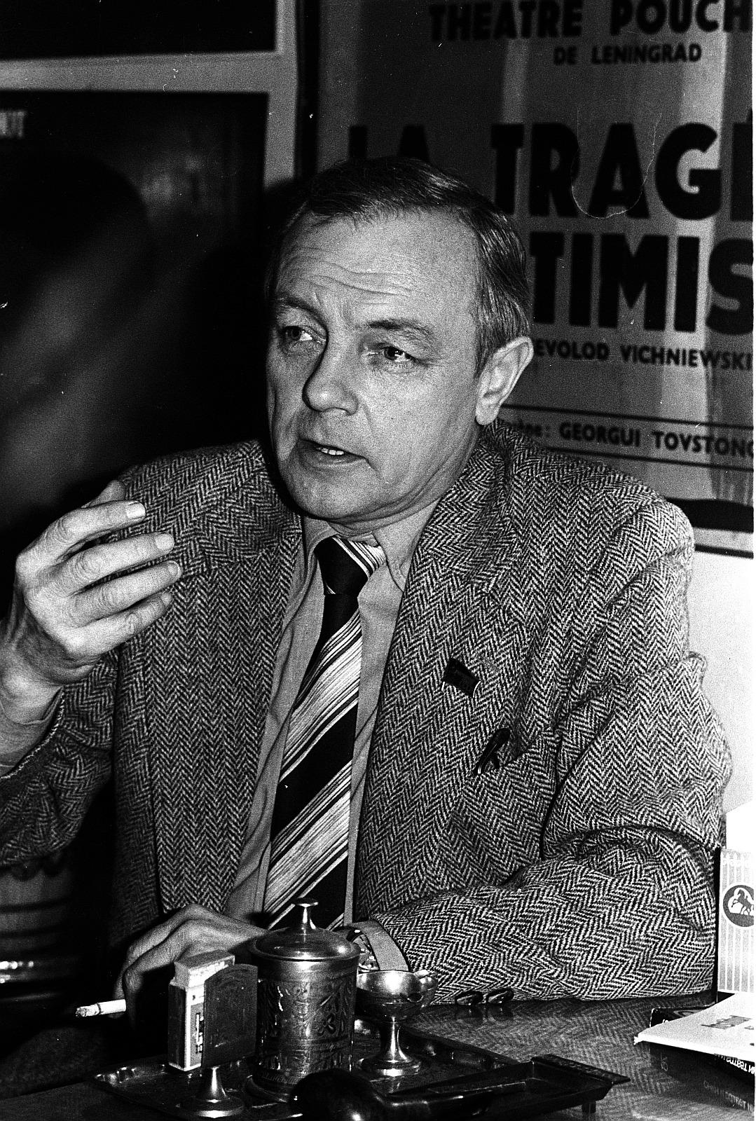 Актер Кирилл Лавров