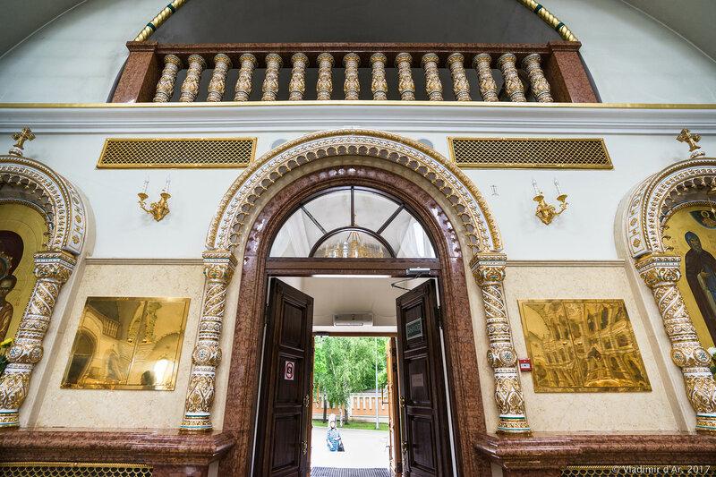 Храм святого благоверного князя Игоря Черниговского