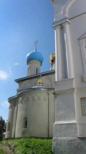 В Авраамиево-Городецком монастыре.