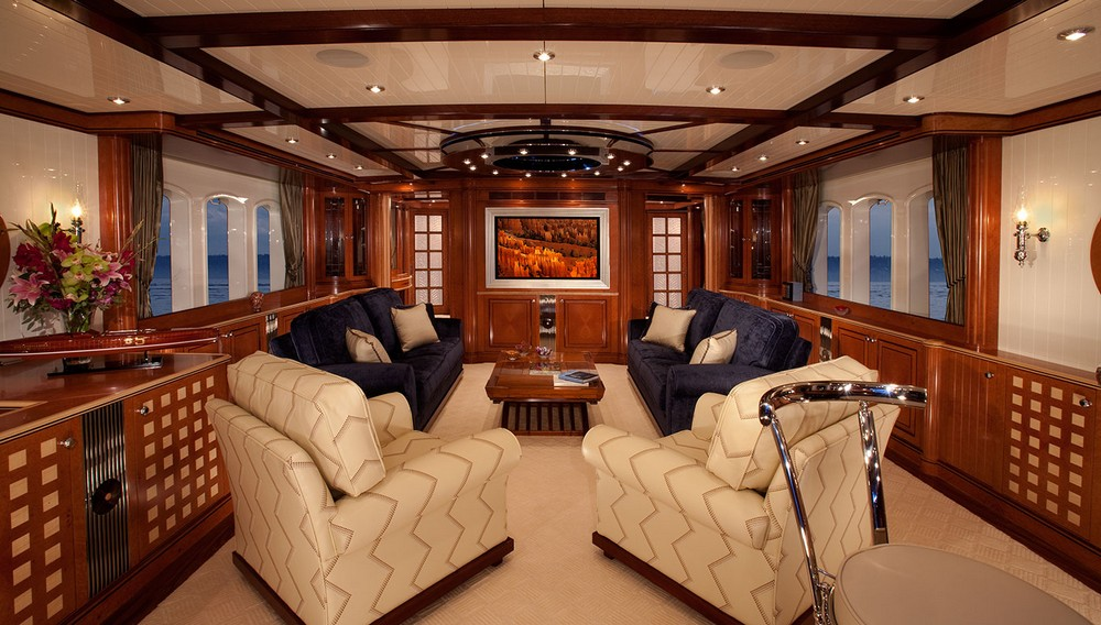 Шикарные яхты, построенные в соответствии с лучшими традициями