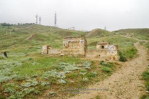 Старое кладбище Феодосии