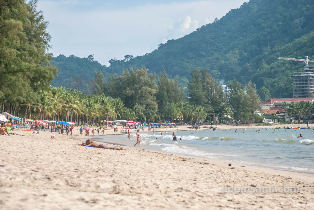 Пляжи Пхукета Камала