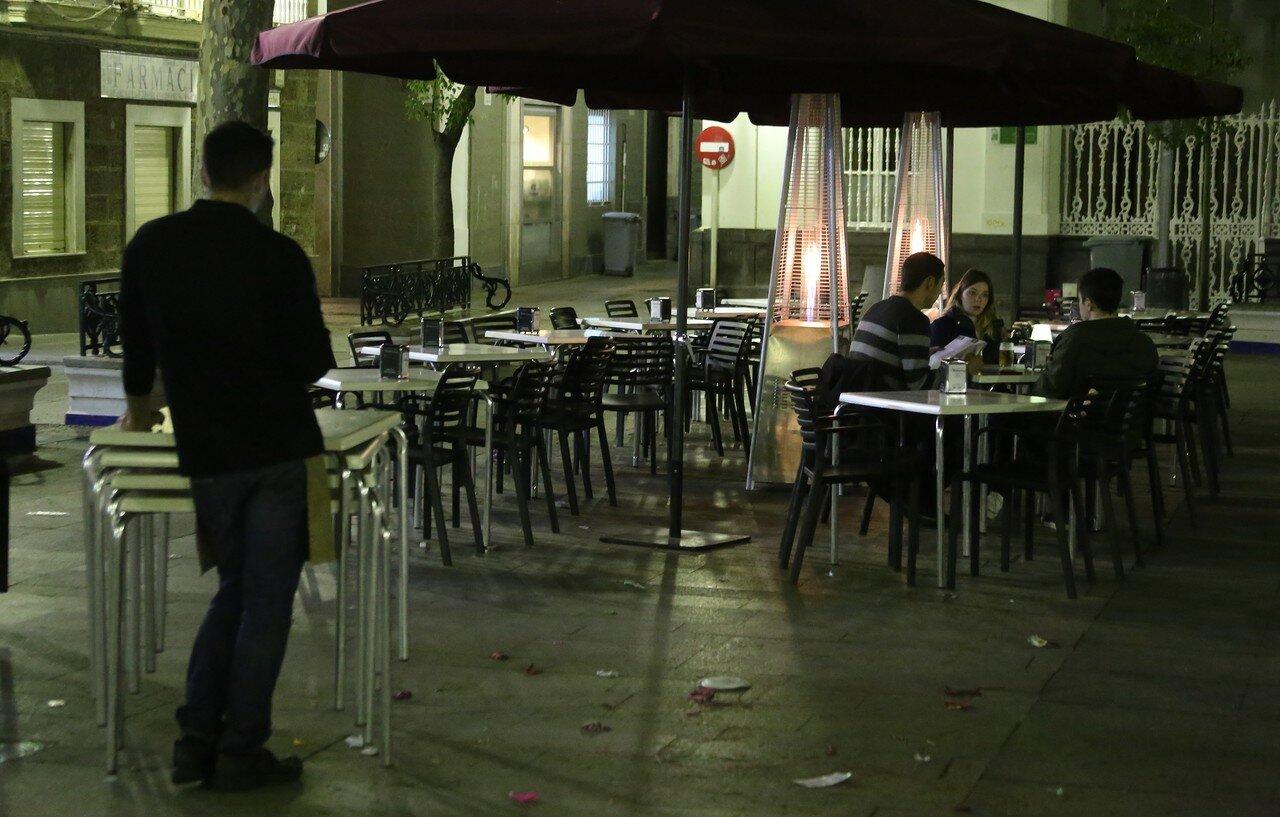 Night Cadiz