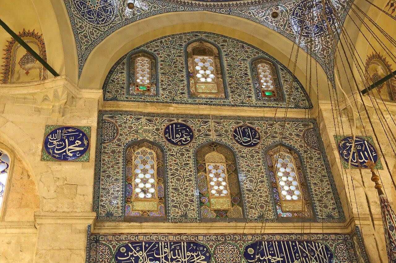 Istanbul. Sokullu Mehmet Pasha mosque (Sokullu Mehmet Pasha Camii)