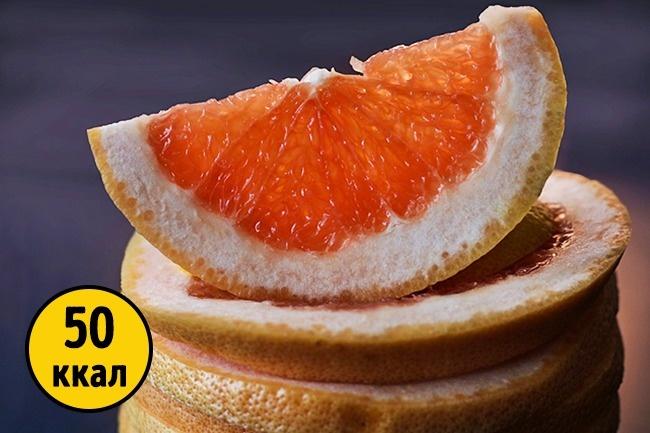 © ponce_photography  Грейпфрут помогает стабилизировать уровень сахара вкрови . Ктомуже он