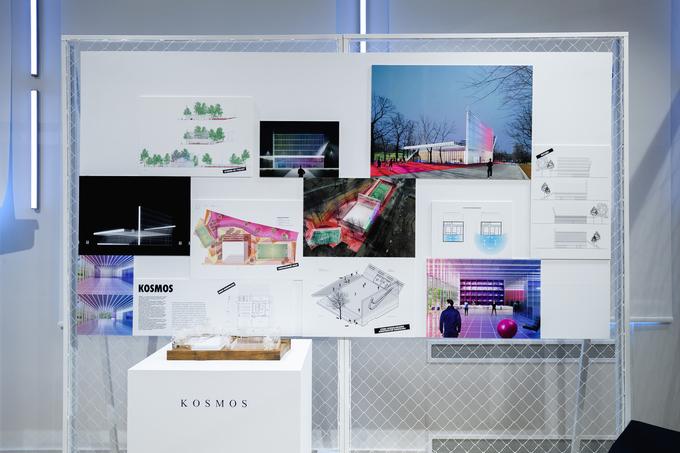 В партнерстве с КБ «Стрелка» компания Nike провела архитектурный конкурс на разработку концепции про