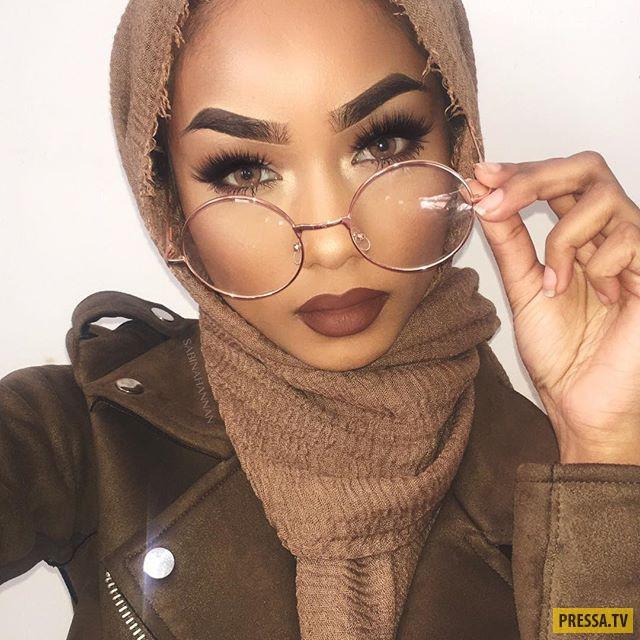 Сабина Ханнан живет в Лондоне, но четко придерживается мусульманских традиций. Девушка всегда носит
