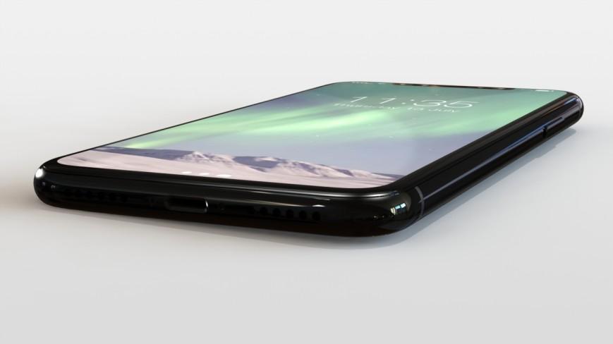По некоторым данным, Touch ID заменит система распознавания лиц или же на дисплее появится так назыв