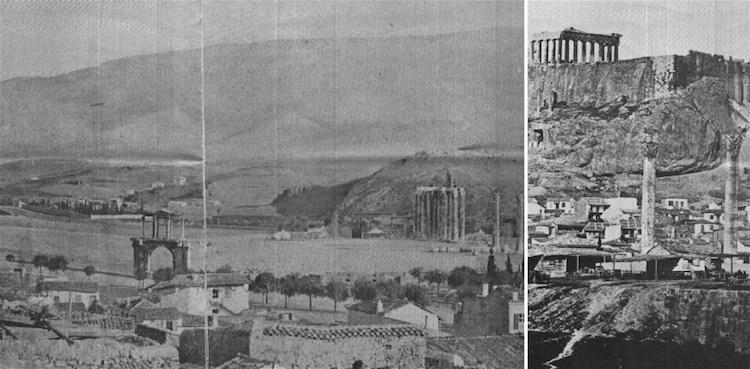Бомбей (современный Мумбаи) в 1850 году, в те времена, когда Индия была британской колонией.