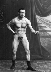 Портрет участника чемпионата Б.Гакеншмидта