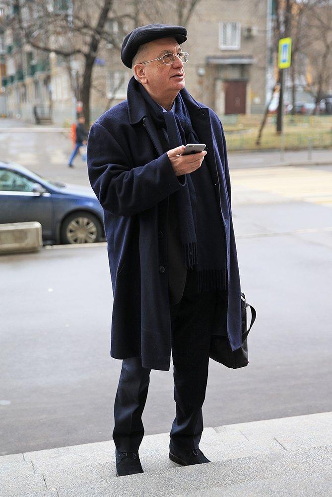 Михаил Пиотровский защищал в «РГ«» Европейский университет и рассказывал о революции, построенной по принципу чужого мифа. Фото: Сергей Михеев. pic5