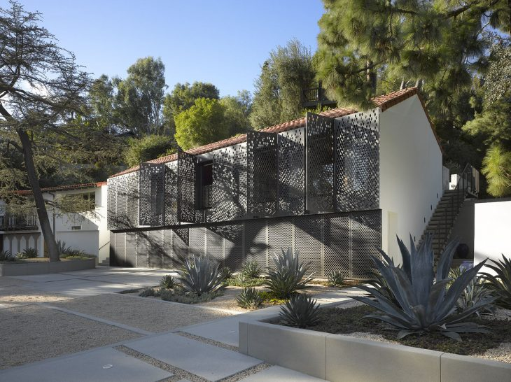 Morgan Phoa Library and Residence by Zoltan E. Pali + Studio Pali Fekete architects