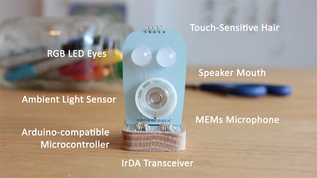 Little Robot Friends: Customizable Robots with Evolving Personalities