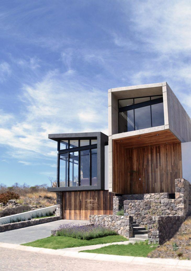 Casa AB by e|arquitectos