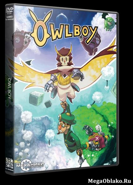 Owlboy (2016) PC | RePack от R.G. Механики