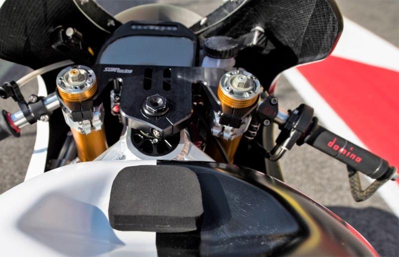 Электронное управление дроссельной заслонкой - первая важная особенность ECU Moto2 2019